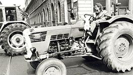 Quarant'anni Cia Ferrara