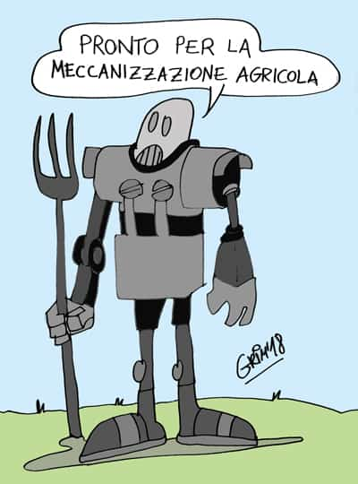 vignetta meccanizzazione