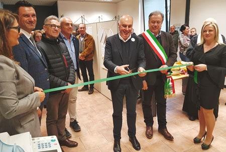 inaugurazione VERGATO