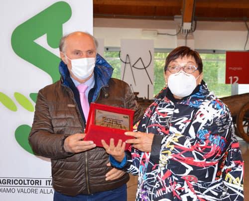 Premiazione Loredana Ligabue